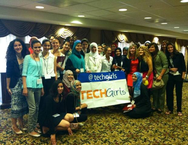 Olfa w:all TechGirls